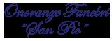 Onoranze Funebri San Pio